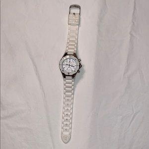 Tahitian Jelly Bean White Watch